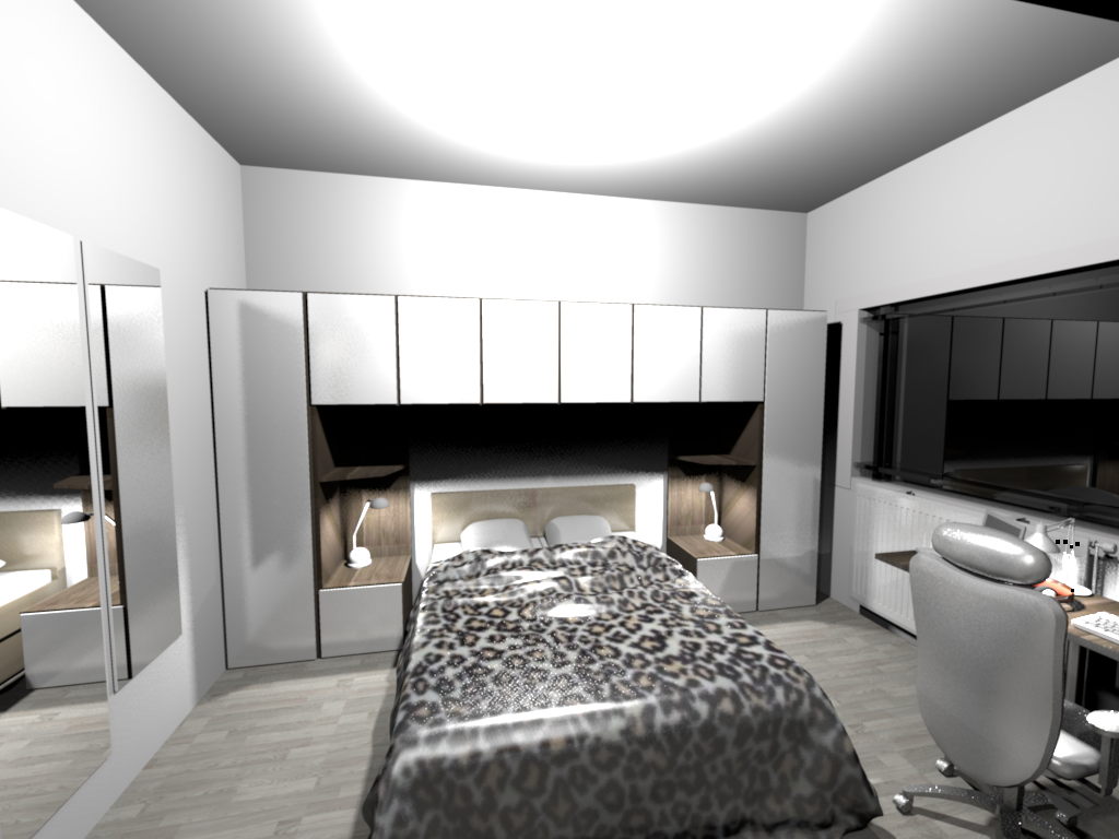 Sweet home 3d 3d models 276 bedroom wardrobe set 2 Home 3d model