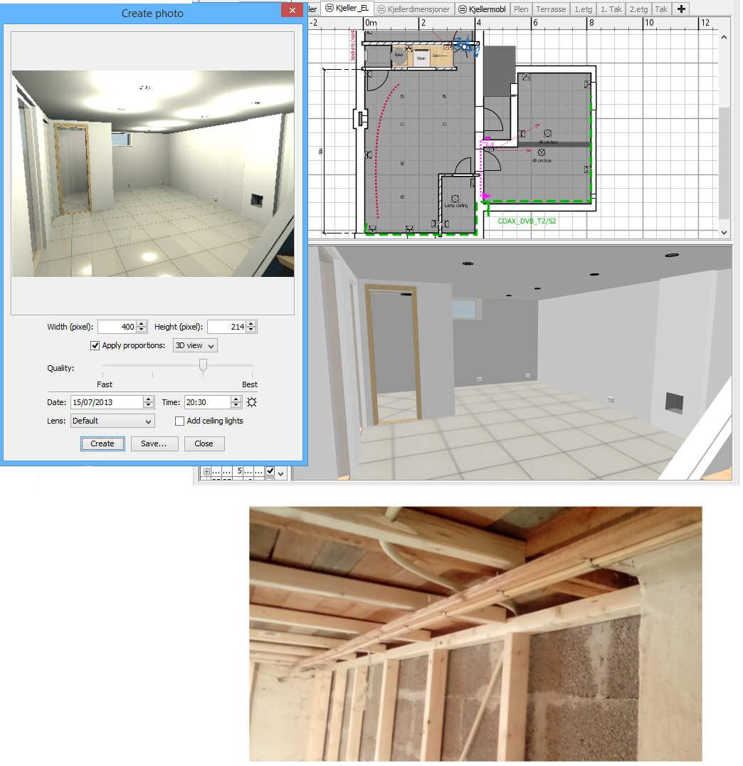 sweet home 3d 3d models 325 2dsymbols3d Electrical Plan #17