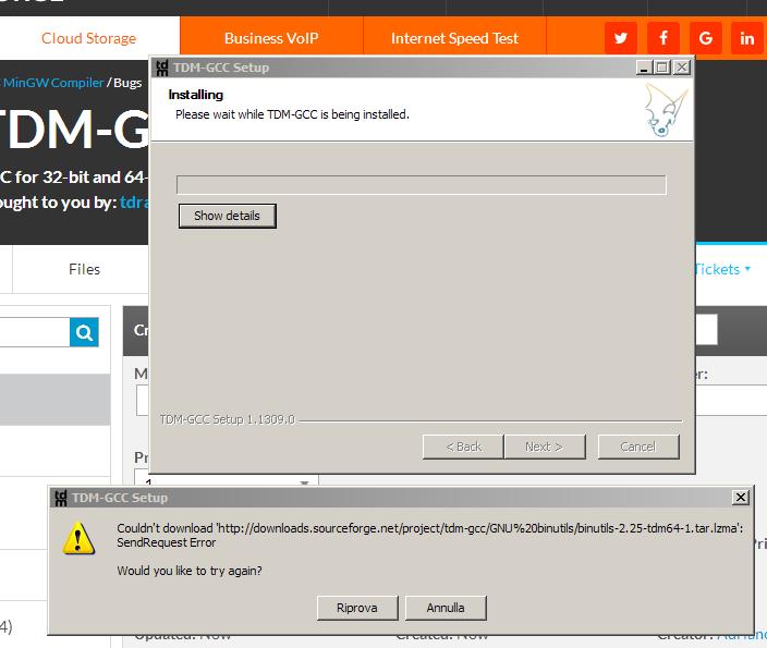 mingw 64 bit download sourceforge