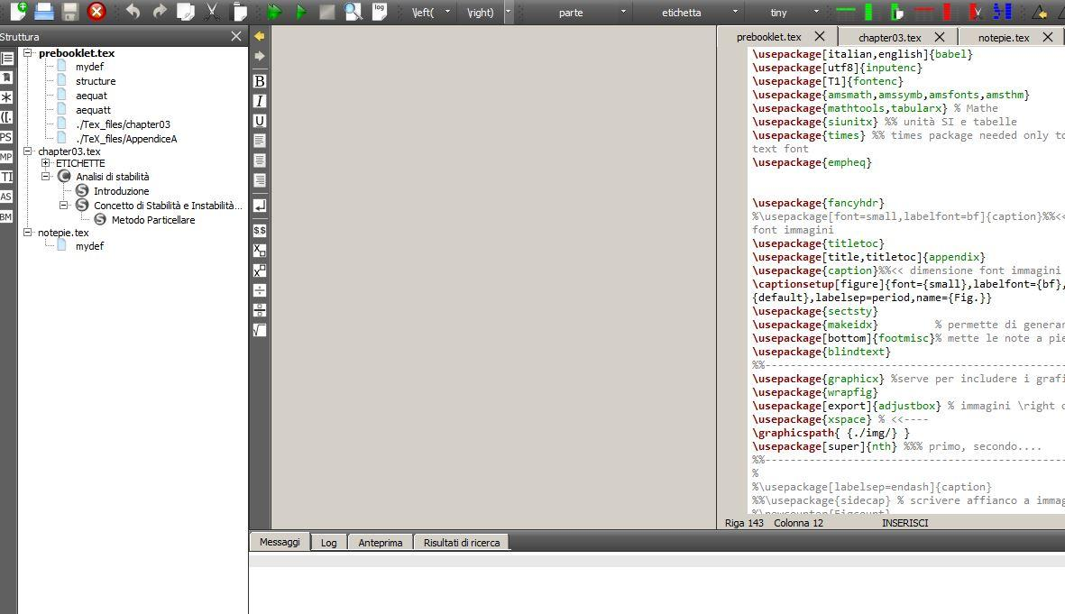 TeXstudio - A LaTeX Editor / Bugs / #2430 double view and