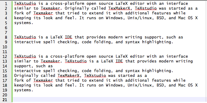 TeXstudio - A LaTeX Editor / Feature Requests / #447 Hard