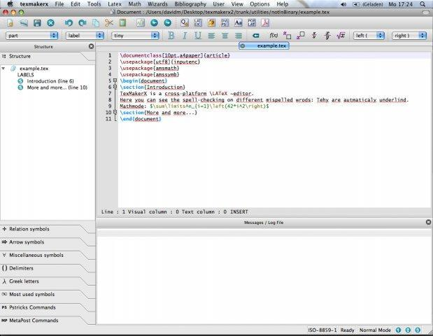 compiling latex pdf extra documents