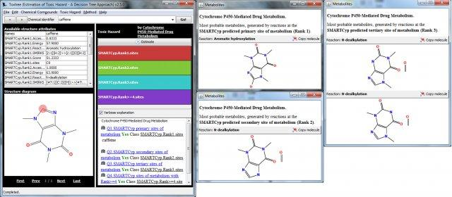 TTC Alerts Wikipedia: Toxtree: Toxic Hazard Estimation / Wiki / Home