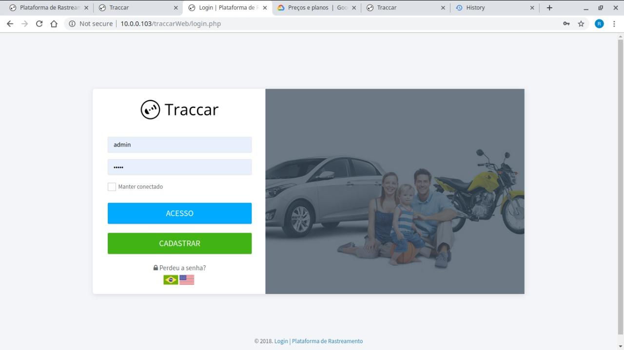 Traccar (GPS tracking system) / Discussion / Open Discussion