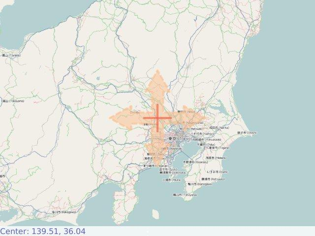 tsmap Screenshot