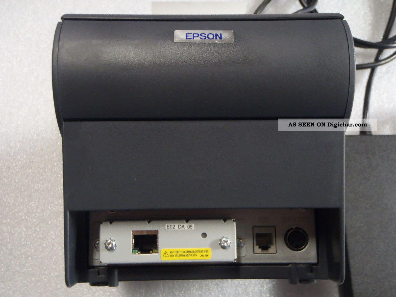 Epson Tm-t88iii Parallel To Usb Driver