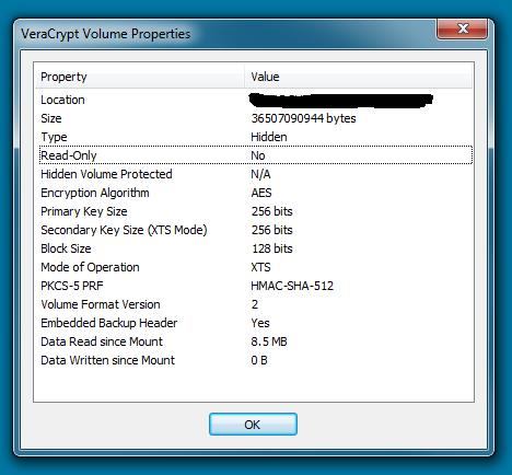VeraCrypt / Forums / General Discussion:Veracrypt Hidden