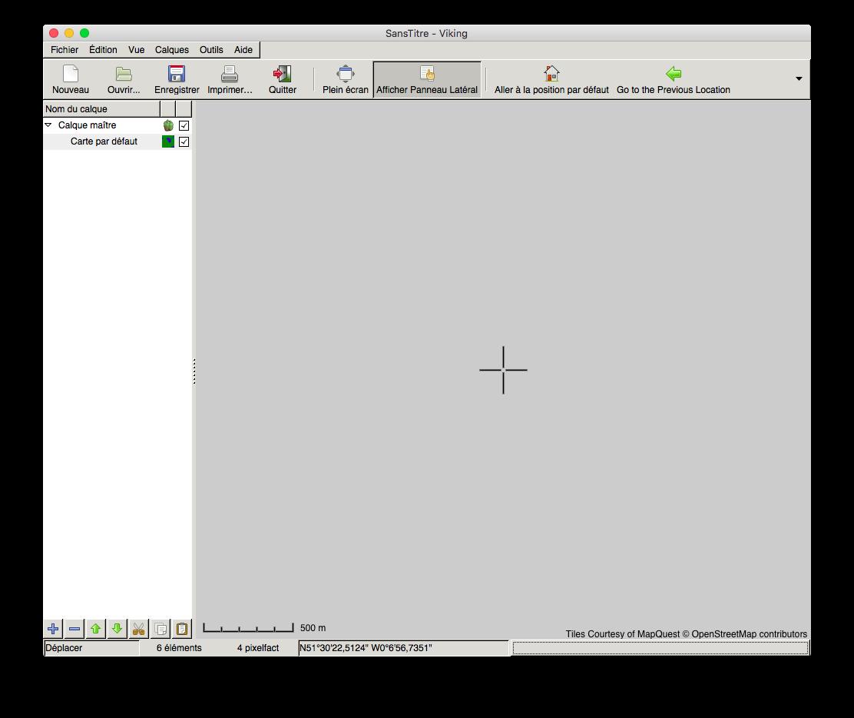 Viking GPS data editor and analyzer / Bugs / #129 Viking will not