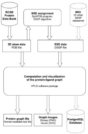 VPLG input and output