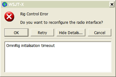 WSJT / Thread: Re: [wsjt-devel] WSJT-X Poll Interval to 0?