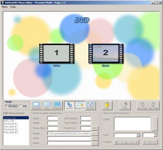 Videoları DVD Aktarma Programı Resimler