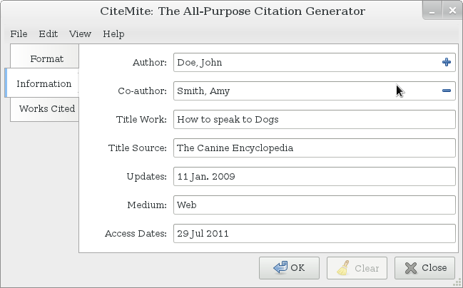 citing sources mla format generator Citing sources with noodle tools.