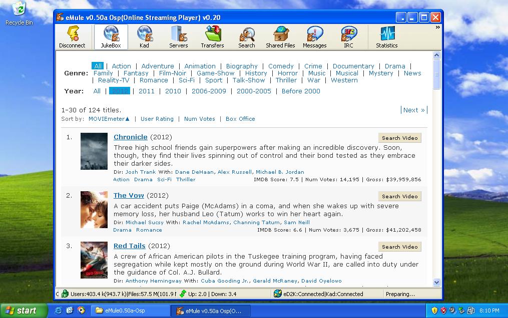emule imdb