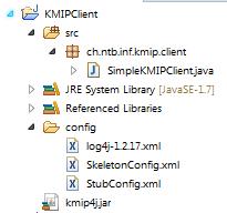 Client Project Structure