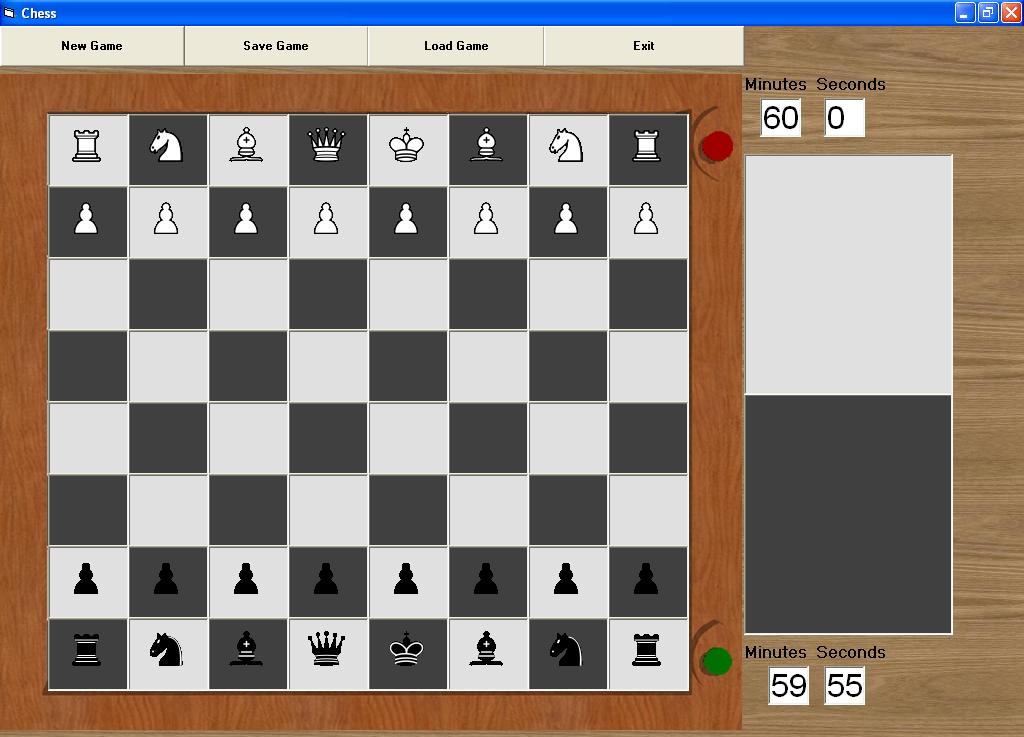 Visual Basic Chess ChessMain