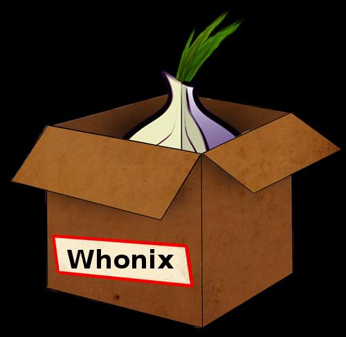 Whonix logo